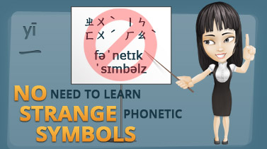 Infographic Chinese Pinyin Easy No Strange Symbols